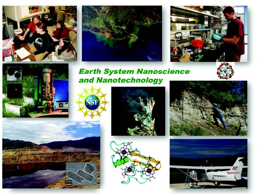 Earth system nanoscience and technology is highly relevant to all areas of Earth, ocean, and atmospheric sciences.