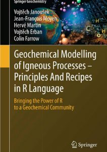 Book Review -- Geochemical Modelling of Igneous Processes - Principles and Recipes in R Language
